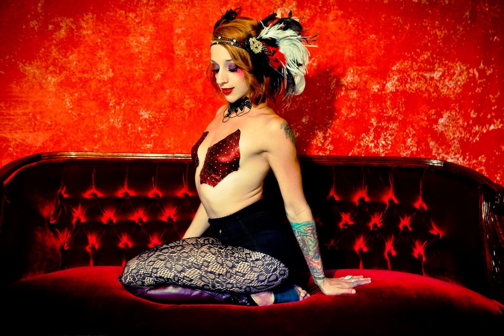 Tina Phoenix by Sam Fielding