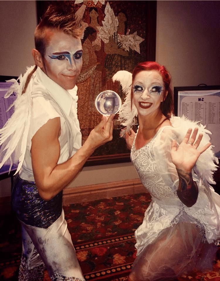 CirqueSanity Winter Wonderland